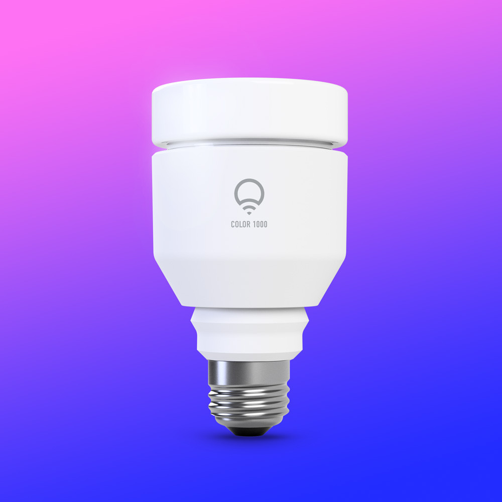 LIFX Color 1000 A19 LED Bulb ...